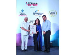 Indian Excellence in Education Award 2019