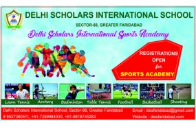 Delhi Scholars International Sports Academy